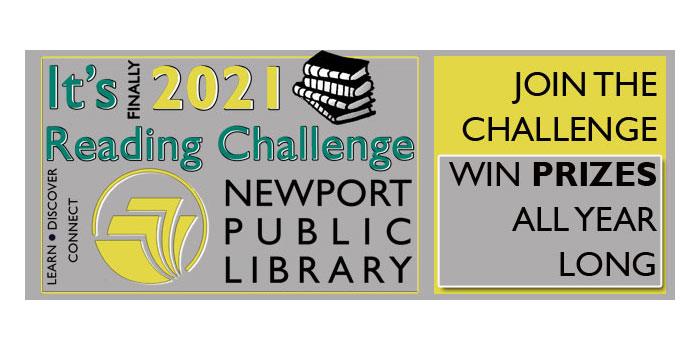 Newport Public Library Reading Challenge 2021