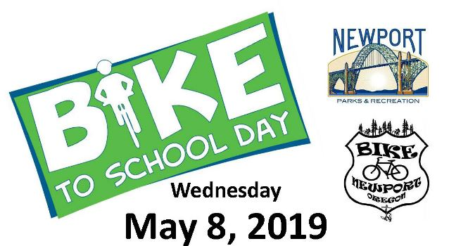 Bike to School Day - May 8th, 2019