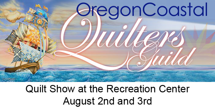 Quilts By The Sea - 29th Annual Quilt Show - at the Newport Recreation Center
