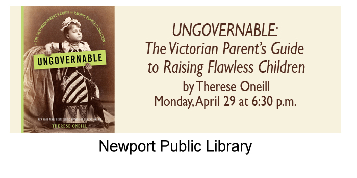 Ungovernable - The Victorian Parent's Guide to Raising Flawless Children