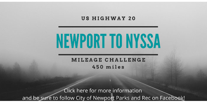 Newport Parks & Recreation Hwy 20 Challenge
