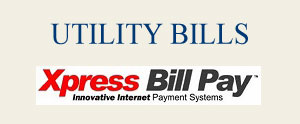 Pay Utility Bills online