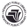 Newport Library logo