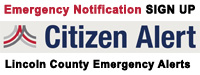 Lincoln County Emergency Alerts