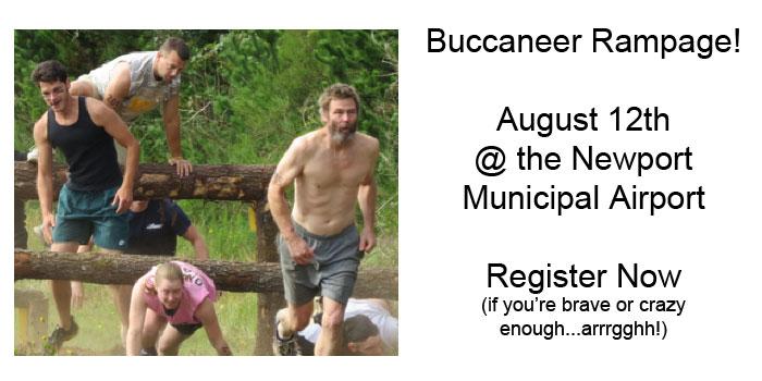 Buccaneer Rampage - August 12th