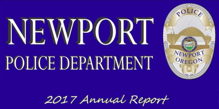 Newport Police Department Annual Report 2017