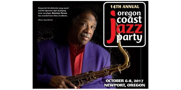 Oregon Coast Jazz Party 2017
