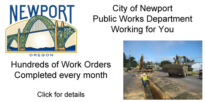 Newport Public Works Department - Working for You