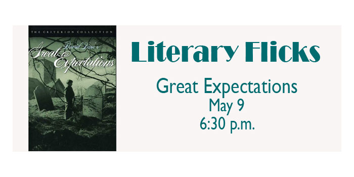 Literary Flick at the Library - Great Expectations