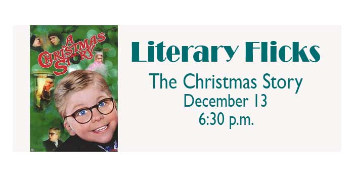 A Christmas Story - Literary Flick at the Library